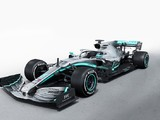 Mercedes launches its W10 2019 Formula 1 car