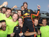 Azerbaijan GP: Race notes - Red Bull