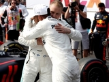 Bottas surprised by Hamilton work ethic
