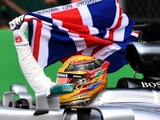 Hamilton won't let focus slip after title win