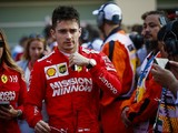 Charles Leclerc's Ferrari F1 deal extended until end of 2024 season