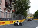 Stroll Happy to Take Williams' First Points of the Season with Eighth Place