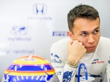 "Albon Preparing for First Visit to China: ""A new track for me so it won't be that simple"""