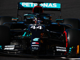 Mercedes poised to wrap up title on Ferrari's home soil