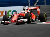 Vettel ends Merc one-two trend in FP2
