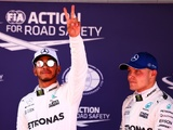Hamilton 'super proud' of Mercedes response after Spain pole