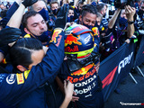 Bold move to hire Perez 'starting to pay dividends' - Horner