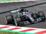 Hamilton leads Ricciardo in mistake-ridden FP2 in Spain