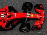 Vettel: Ferrari would have been worse off in Spain with normal tyres