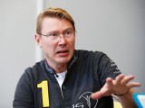 Hakkinen would only return to 'kick some butt'