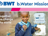 BWT and Racing Point to race for clean water
