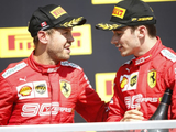 Leclerc form not enough to cancel Vettel's Ferrari 'priority'