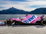 Racing Point retains pink look for 2020