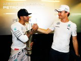 Hamilton advantage to be 'short-lived' says Rosberg