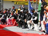 Hamilton hopeful all F1 drivers take knee together against racism