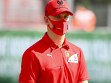 "Mick Schumacher ""overwhelmed"" to follow in father Michael's footsteps"