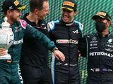 Aston Martin end appeal bid over Vettel exclusion