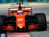 Vandoorne tops morning session in Hungary