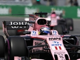 Force India admit team order error