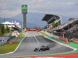Bottas continues to set Barcelona pace