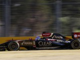 Grosjean doubts Lotus will finish Australian GP