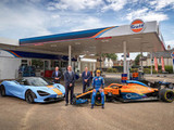 Official: Gulf Oil partners with McLaren