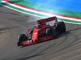 Ferrari expected more, but content with technical progress