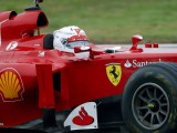 Vettel: First Ferrari test a 'magical' experience