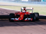 Vettel debuts 2017-sized tyres at Fiorano
