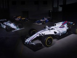 Williams celebrates heritage and future with FW40