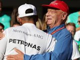 Mercedes: Lauda is irreplaceable