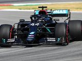 FP3: Hamilton and Bottas lead Mercedes 1-2 to prove the team's unbeatable form