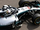 Lewis Hamilton top in Russian GP practice as Ferrari struggle