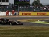 Lotus and McLaren at odds on blame for lap one crash at British Grand Prix