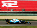 Chinese GP: Practice team notes - Williams