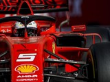"Vettel: Ferrari's 2019 car struggling to ""extract grip"" from tyres"