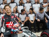 Haas F1 team could now build its own car - Romain Grosjean