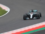 Lewis Hamilton Opens Japanese Grand Prix Weekend Fastest In Practice One