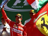 Vettel 'not stressed' about Mercedes' dominance at Monza