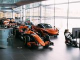 Twelve drivers prepare for McLaren World's Fastest Gamer Finals