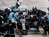 Mercedes realise pit stops remain a weakness