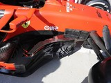 Hungarian GP: Ferrari adds 'boomerang' wings to F1 bargeboards