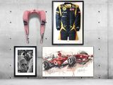 Update your walls F1 style