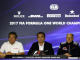 Singapore GP: Friday Press Conference Part 1