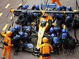 Brown hails McLaren's improved teamwork, operational strength