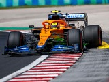 Norris to do 'homework' after improved rival pace