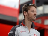 Grosjean toasts century ahead of Haas home debut