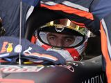 Verstappen wants more grip…and top speed
