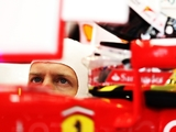 Vettel laments precious time lost
