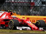 Pirelli concludes Kimi Raikkonen's tyre failure caused by contact